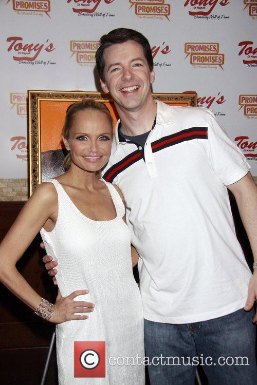 Kristin Chenoweth and Sean Hayes  The Portrait...