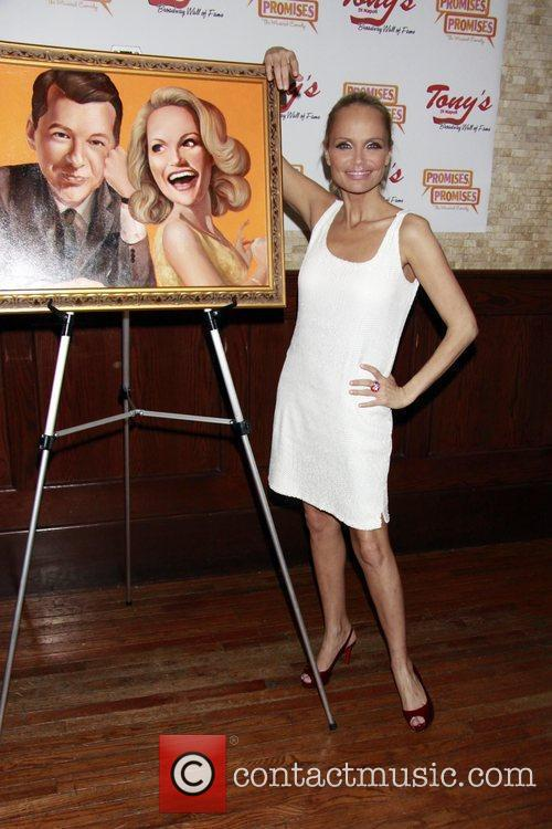 Kristin Chenoweth  The Portrait unveiling and party...