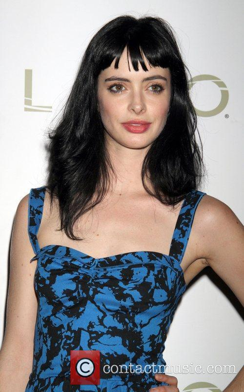 Actress Krysten Ritter celebrates her birthday with E!'s...