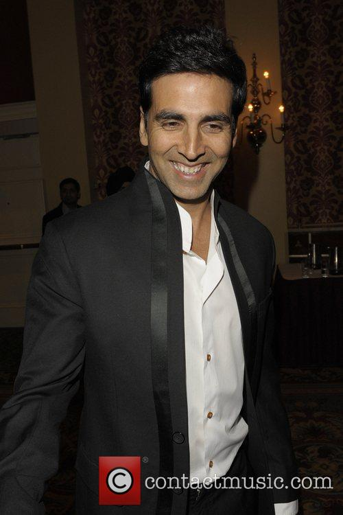 Akshay Kumar  hosts press conference for the...