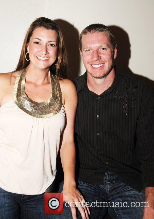 Kyle Kendrick celebrates his birthday with his fiance...