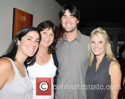 Hamels Family Kyle Kendrick celebrates his birthday with...