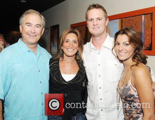 Kyle Kendrick, Stephanie Lagrossa and guests Kyle Kendrick...