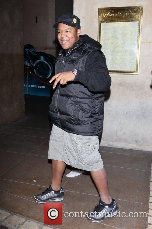 Kyle Massey former contestant on 'Dancing with the...