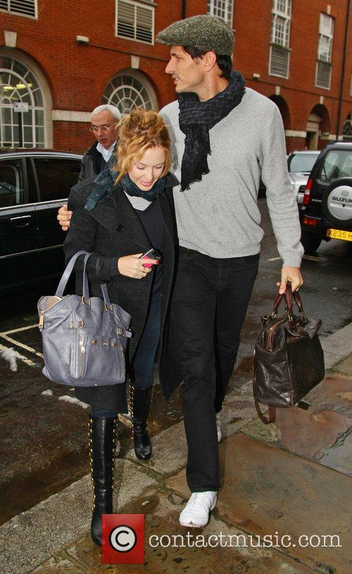Kylie Minogue and boyfriend Andres Velencoso 17