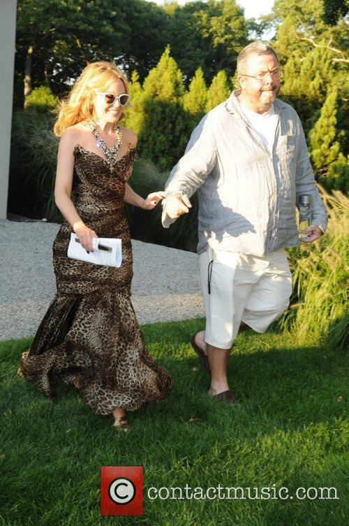 Kylie Minogue and Rufus Wainwright 8