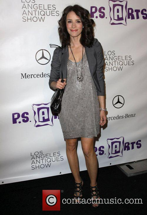Abigail Spencer Opening night preview party of the...