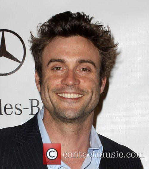 Daniel Goddard  Opening night preview party of...