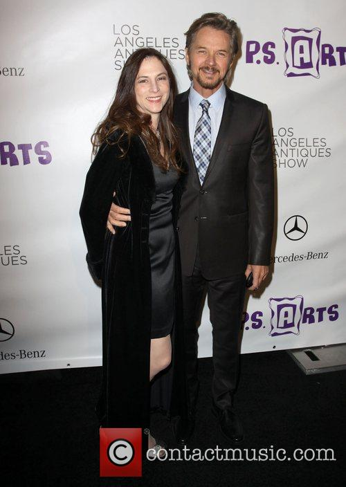 Guests Opening night preview party of the LA...