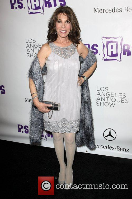 Kate Linder Opening night preview party of the...