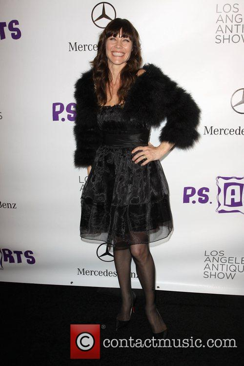 Stacy Haiduk Opening night preview party of the...