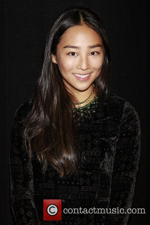 Greta Lee Opening night after party of the...