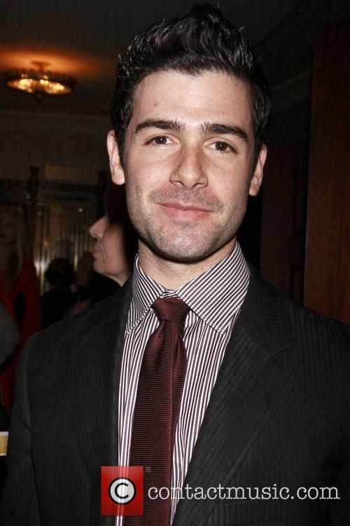 Adam Kantor Opening night of the Broadway production...