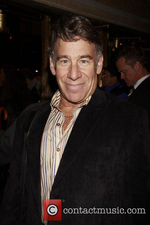 Stephen Schwartz Opening night of the Broadway production...