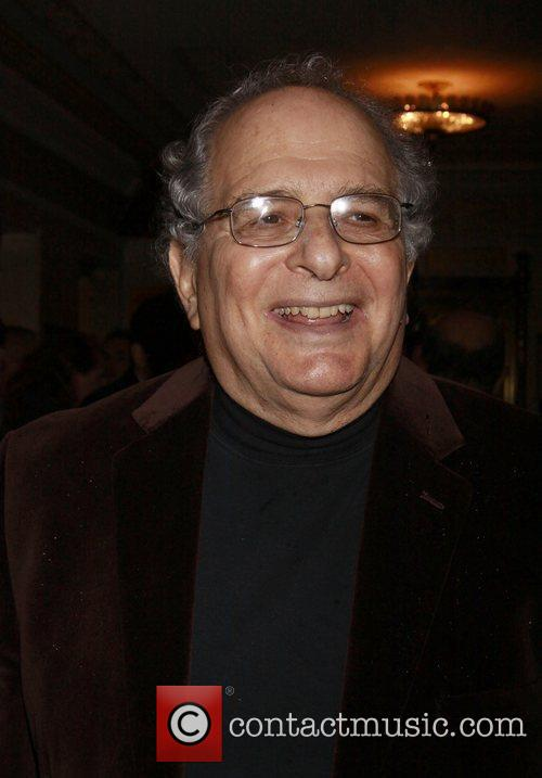 Alfred Uhry Opening night of the Broadway production...