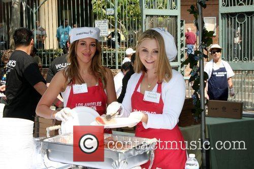 Haylie Duff and Beverly Mitchell 4
