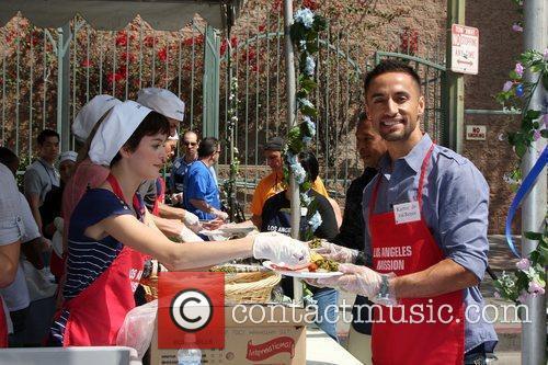 Nora Zehetner and Kamar De Los Reyes Los...