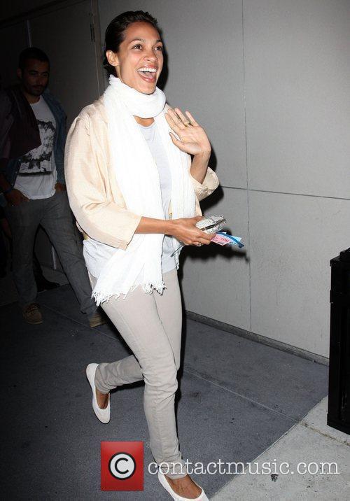 Rosario Dawson 2010 Los Angeles Film Festival -...