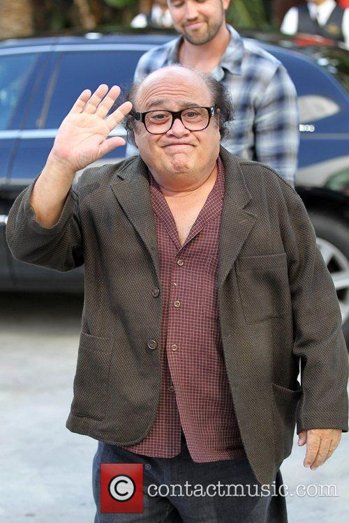 Danny DeVito, Staples Center