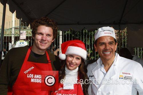 Alex Beh . Jennifer Love Hewitt and LA...