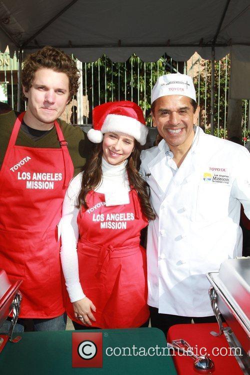 Alex Beh, Jennifer Love Hewitt, Los Angeles. Mayor...