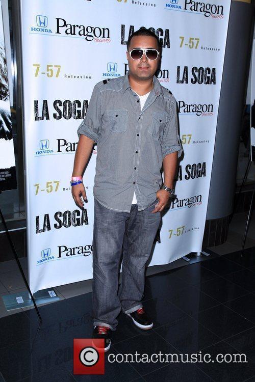DJ Camillo  New York Premiere of 'La...