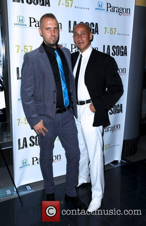Josh Crook and Juan Fernandez New York Premiere...