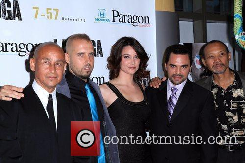 Juan Fernandez, Josh Crook, Denise Quinones and Manny Perez 3