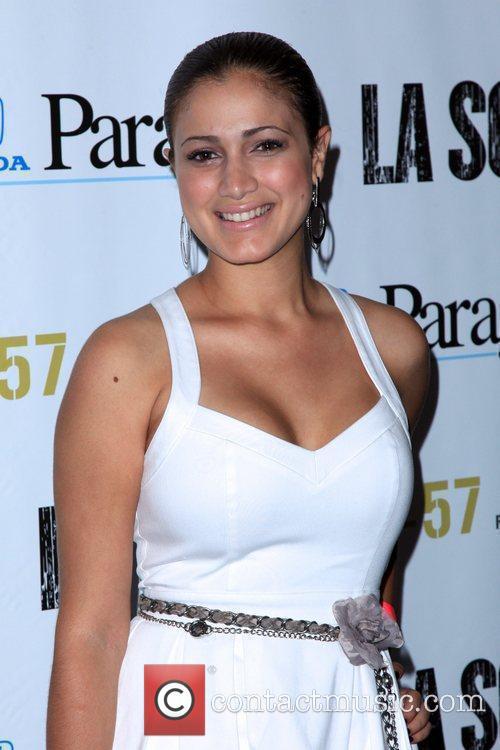 Maria Patricia New York Premiere of 'La Soga'...
