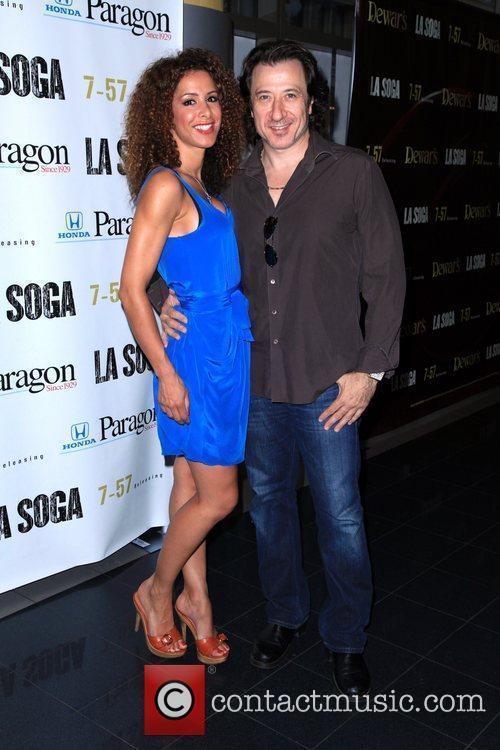 Yvonne Maria Schaefer and Federico Castelluccio New York...