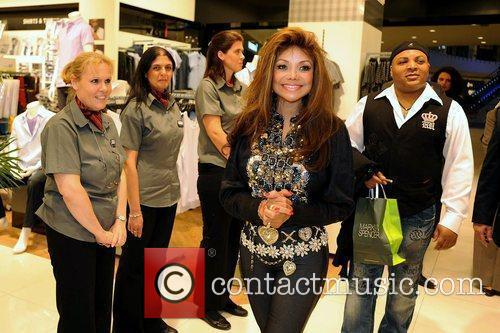 La Toya Jackson and Michael Jackson 11
