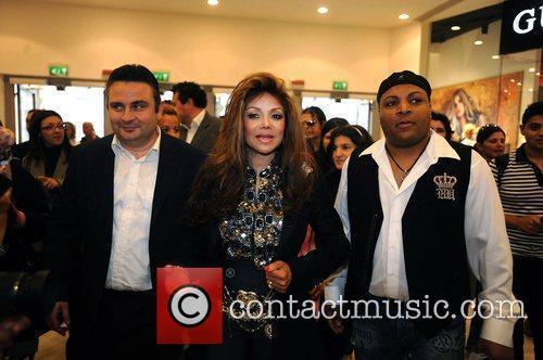 La Toya Jackson and Michael Jackson 27