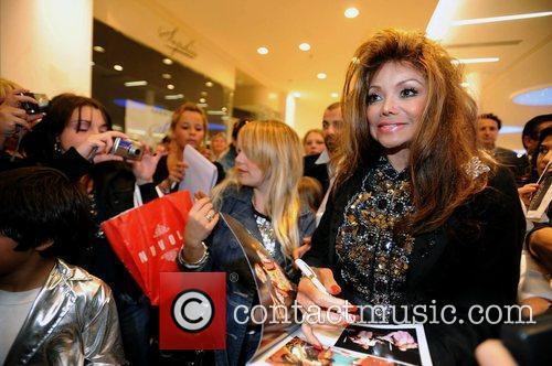 La Toya Jackson and Michael Jackson 15