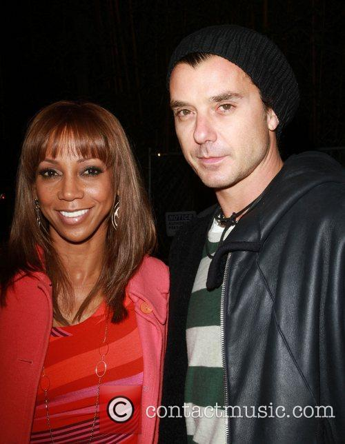 Holly Robinson Peete and Gavin Rossdale 4