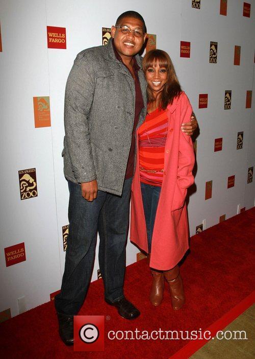 Omar Benson Miller and Holly Robinson Peete 1