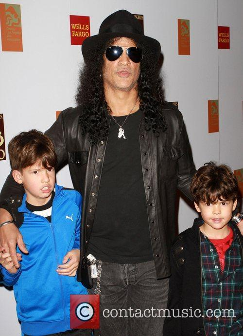 Slash and Emilio 5