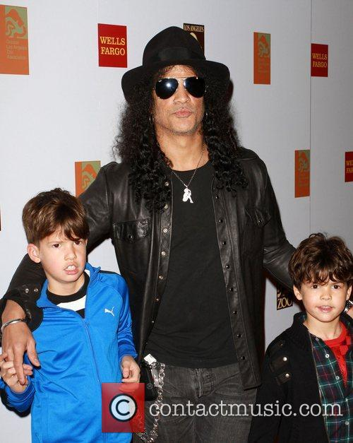 Slash and Emilio 3