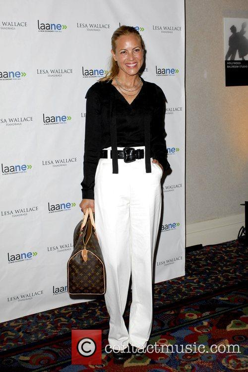 Attends LAANE's 'Women for a new Los Angeles'...