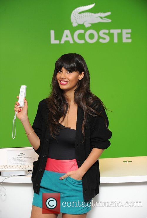 The launch of Lacoste Championship at the Lacoste...