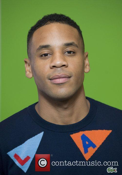 Reggie Yates The launch of Lacoste Championship at...