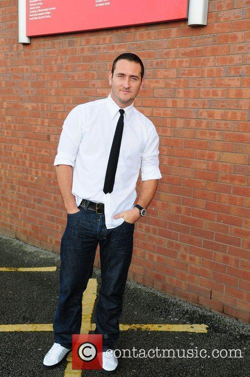Will Mellor and Manchester United 2