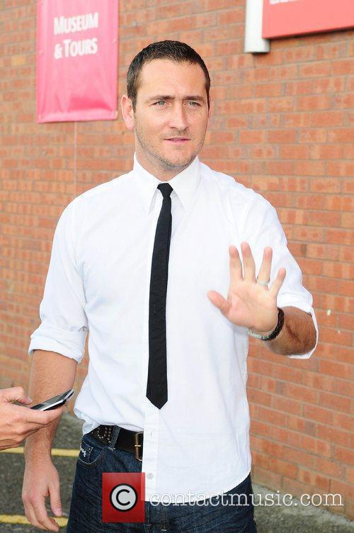 Will Mellor and Manchester United 4