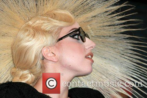 Lady Gaga introduced Monster Cable's headphones 'Heartbeats by...