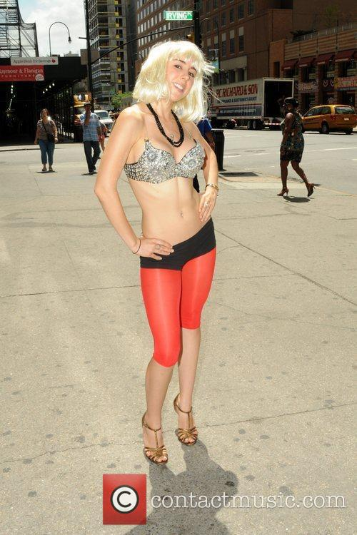 Lyn Alyson and Lady Gaga 6