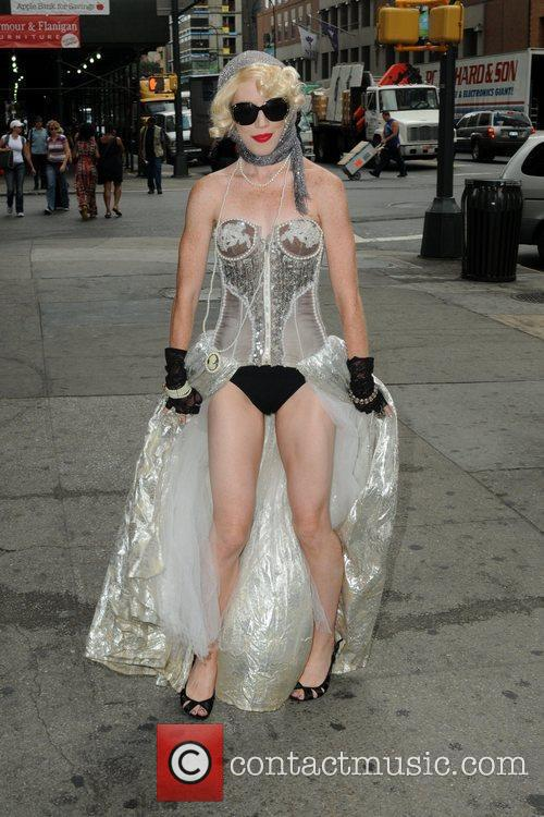 Renee Cole The Lady Gaga Look-A-like Contest and...