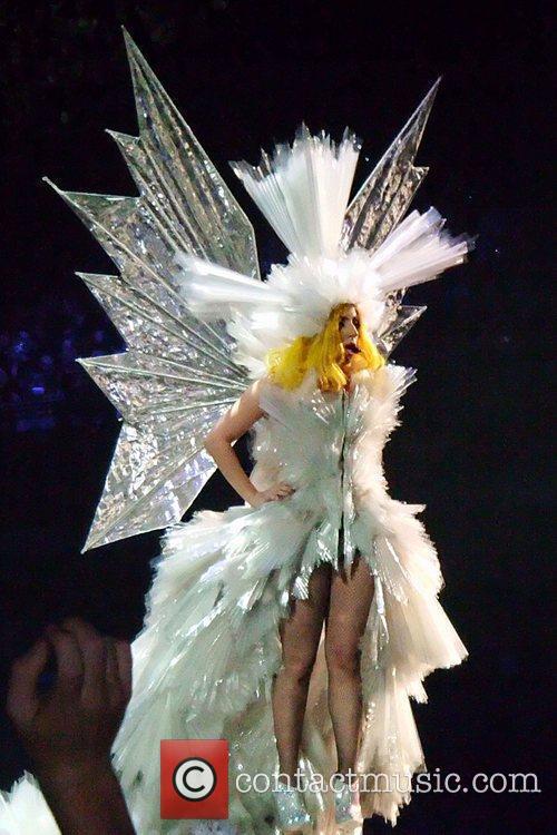 Lady GaGa O2 Arena