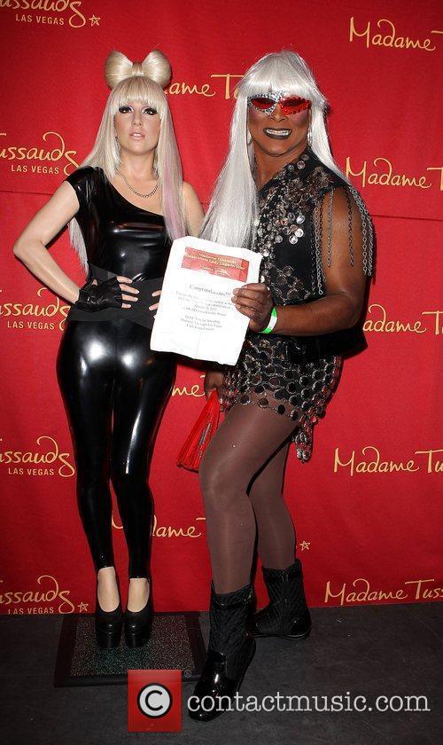 Lady Gaga, Larry Edwards and Las Vegas