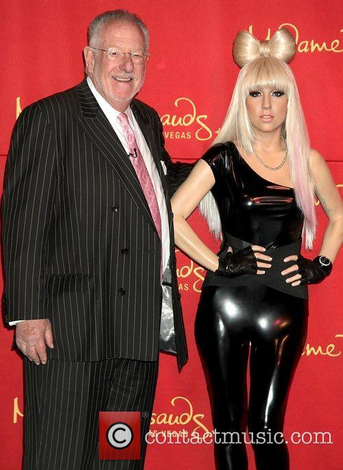 Las Vegas, Lady Gaga and Mayor Oscar Goodman