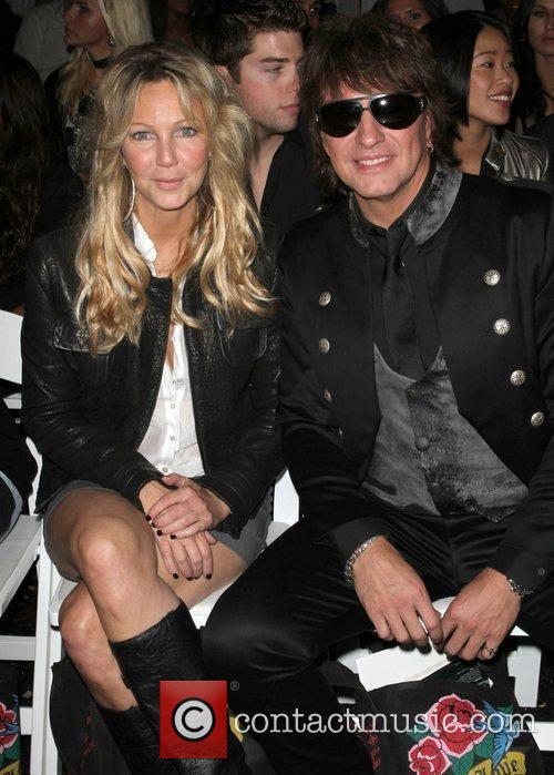 Heather Locklear and Richie Sambora 1