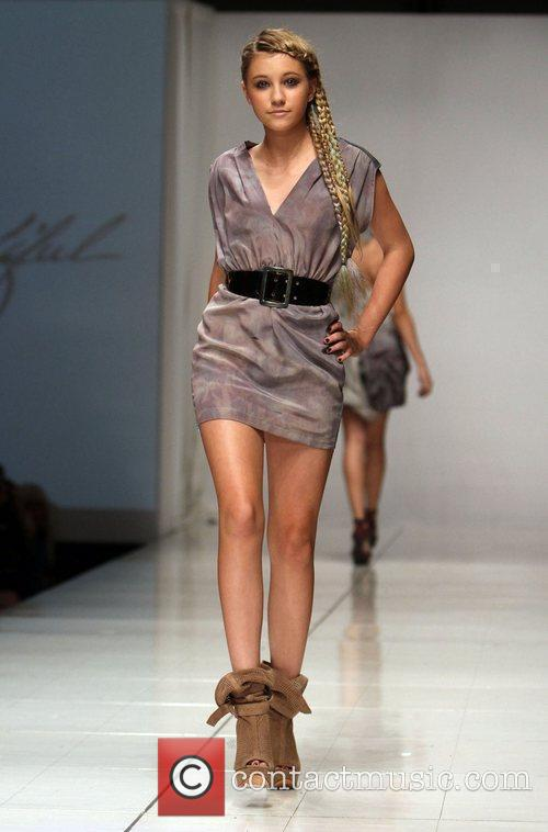 Los Angeles Fashion Week Spring/Summer 2011- WTB Collection...